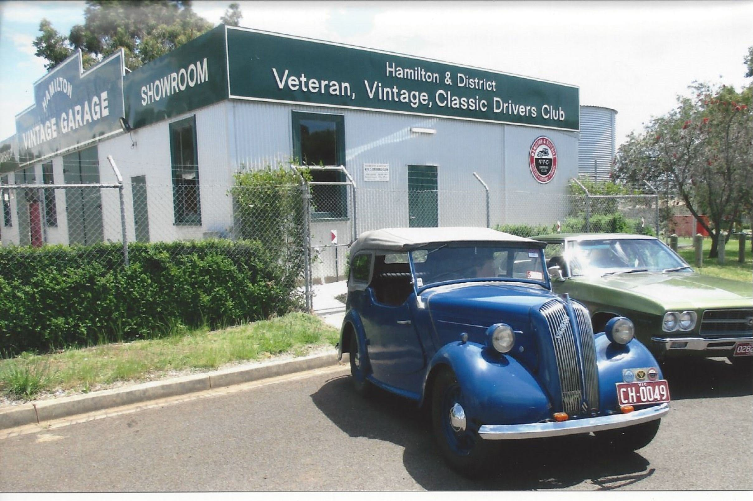 Queens Birthday Veteran Vintage and Classic Car Rally - Accommodation Perth