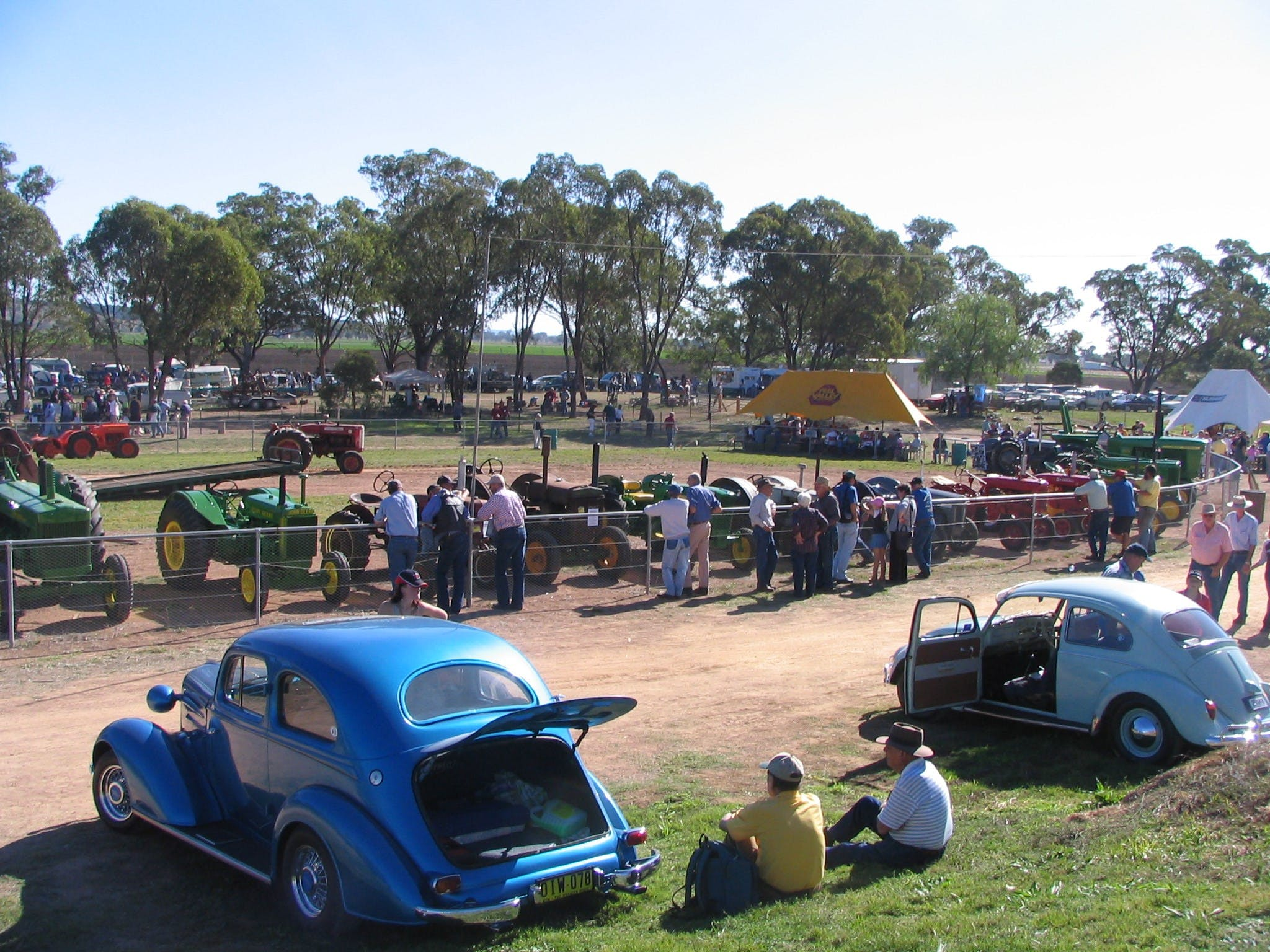 Quirindi Rural Heritage Village - Vintage Machinery and Miniature Railway Rally and Swap Meet - Accommodation Perth