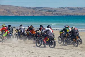 Sellicks Beach Historic Motorcycle Races - Accommodation Perth