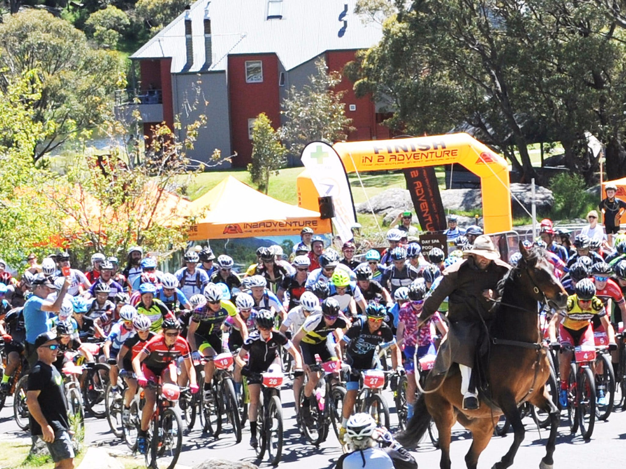 Snowies MTB Festival - Accommodation Perth