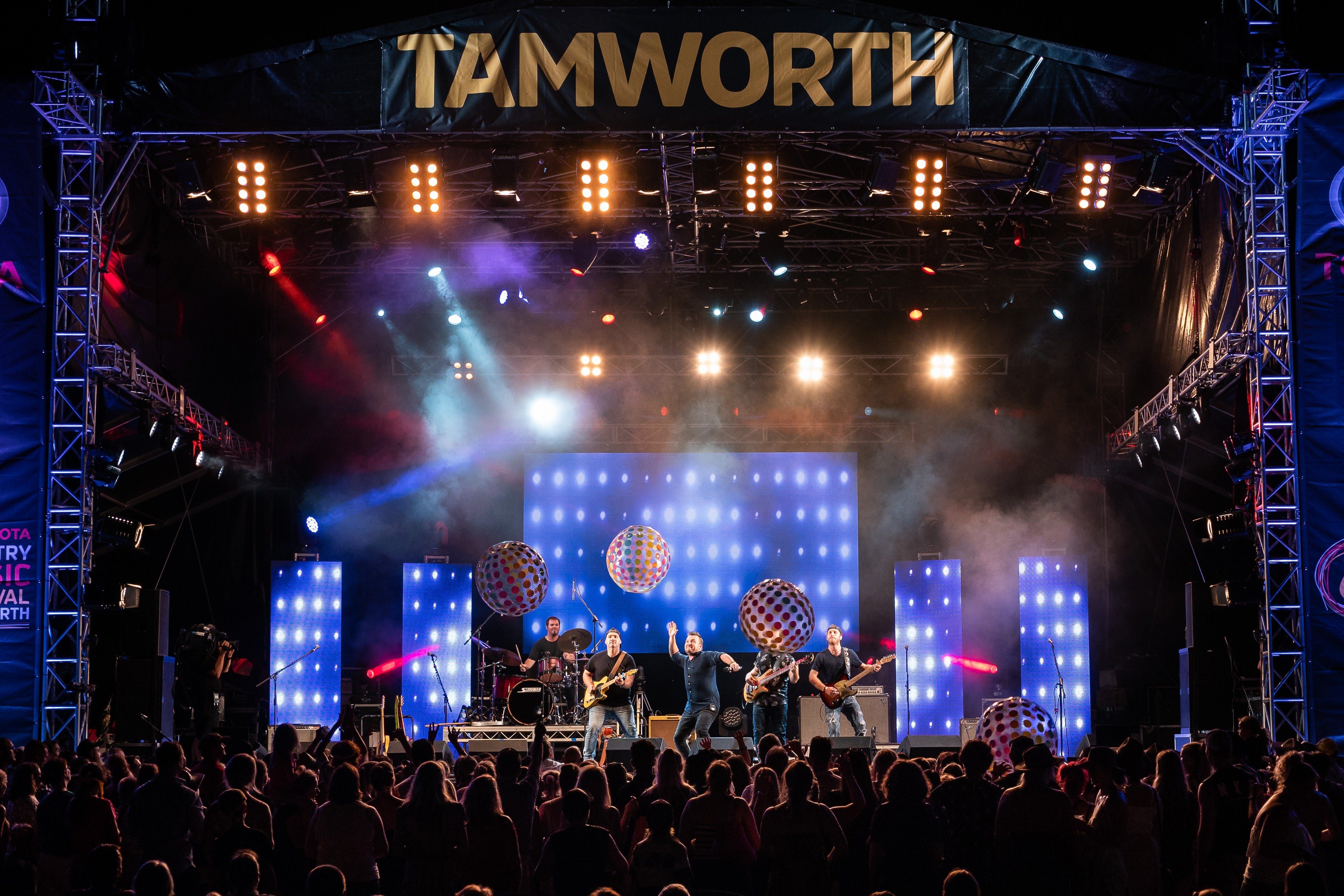 Toyota Country Music Festival Tamworth - Accommodation Perth