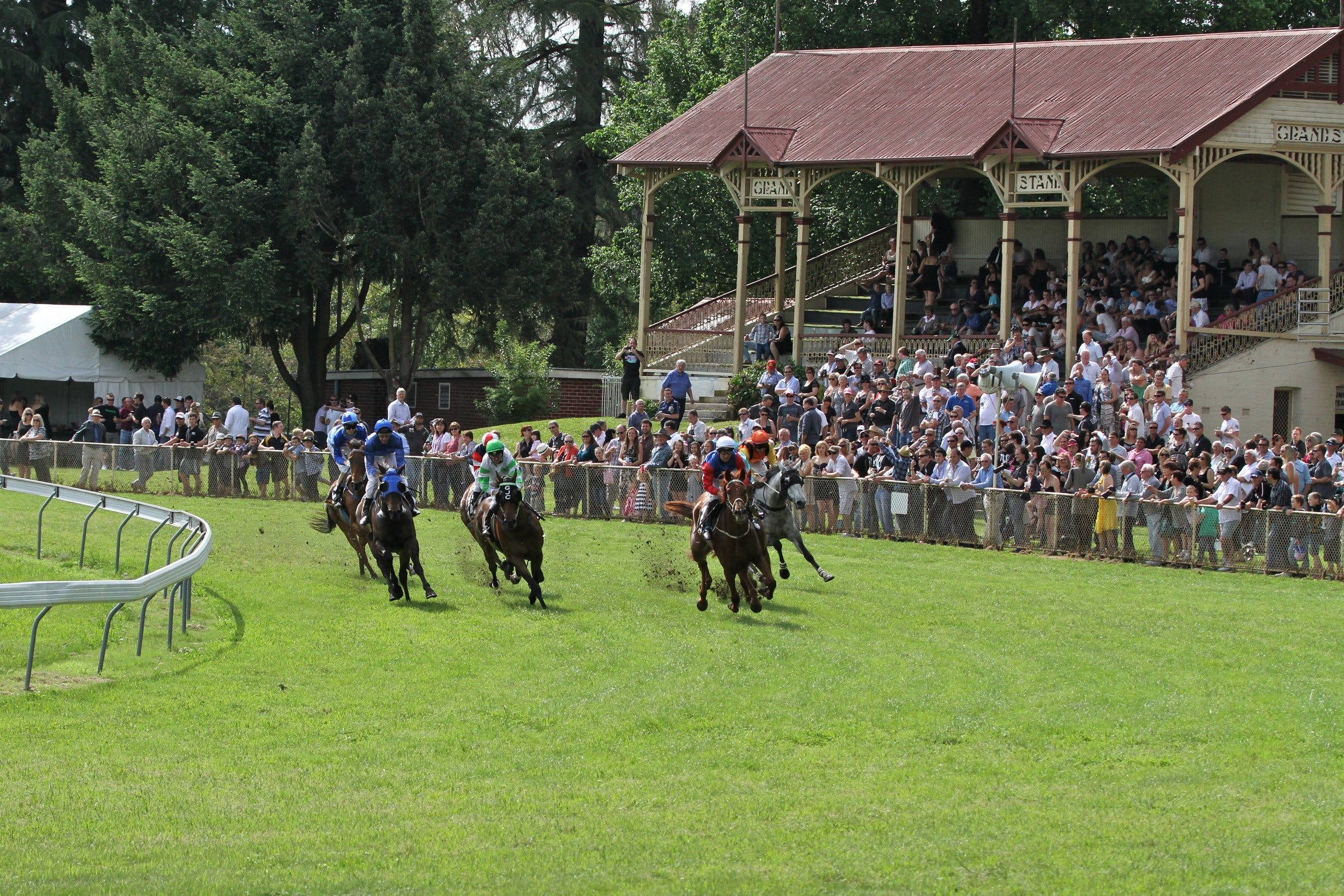 Tumut Derby Day - Accommodation Perth