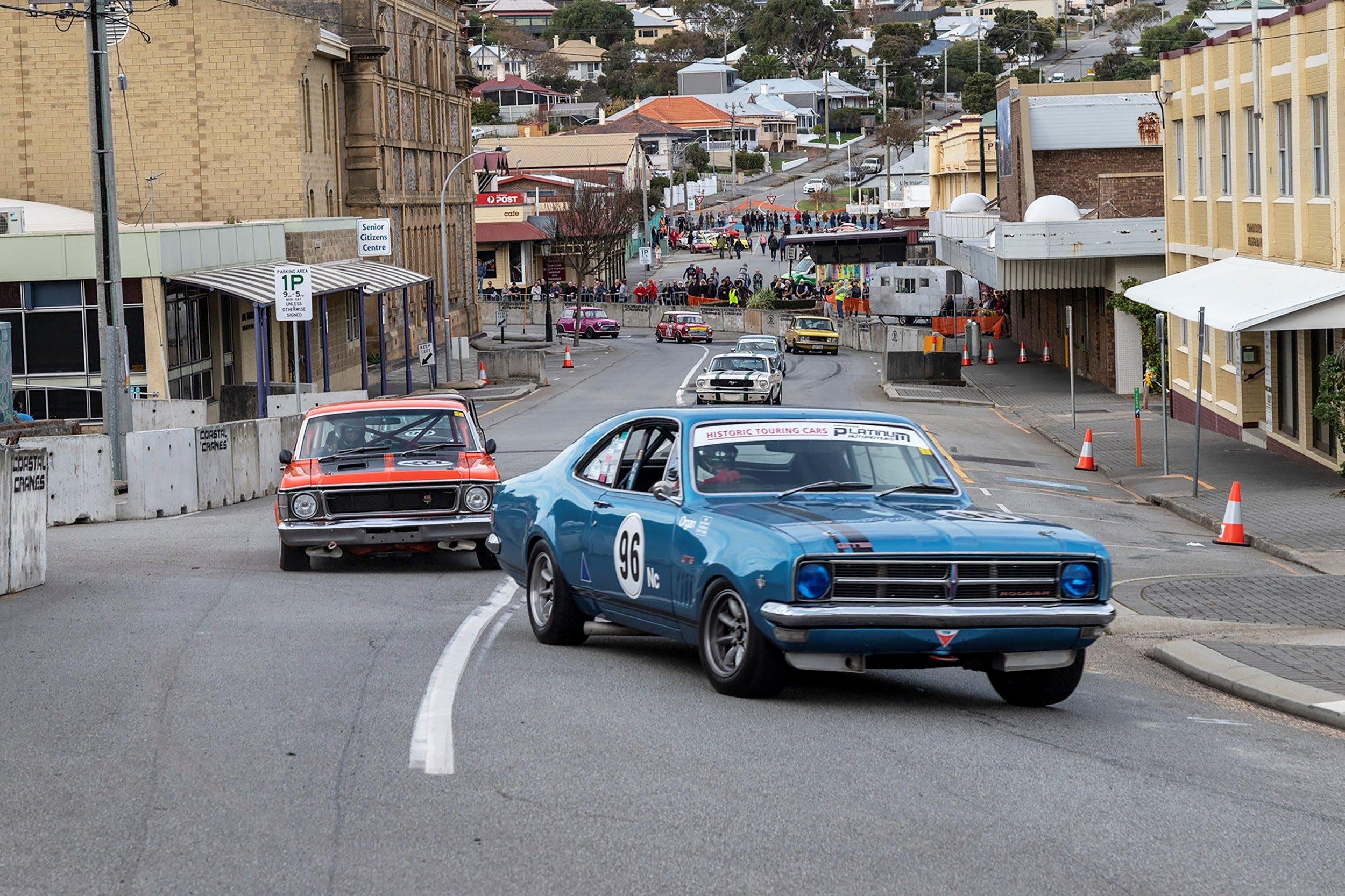 Albany Classic Motor Event - Around the Houses - Accommodation Perth