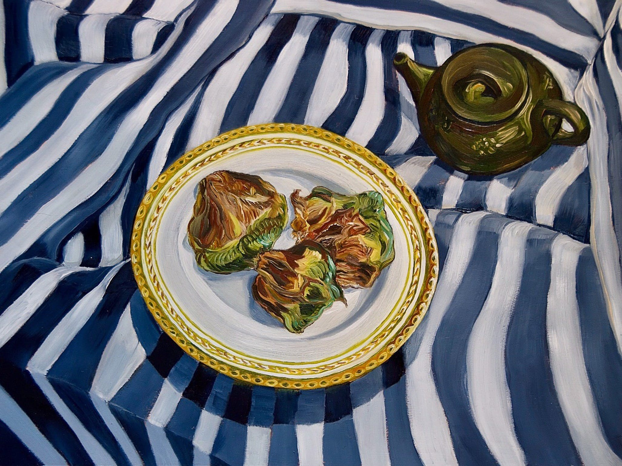 A Still Life - solo exhibition  Karen Sedaitis - Accommodation Perth