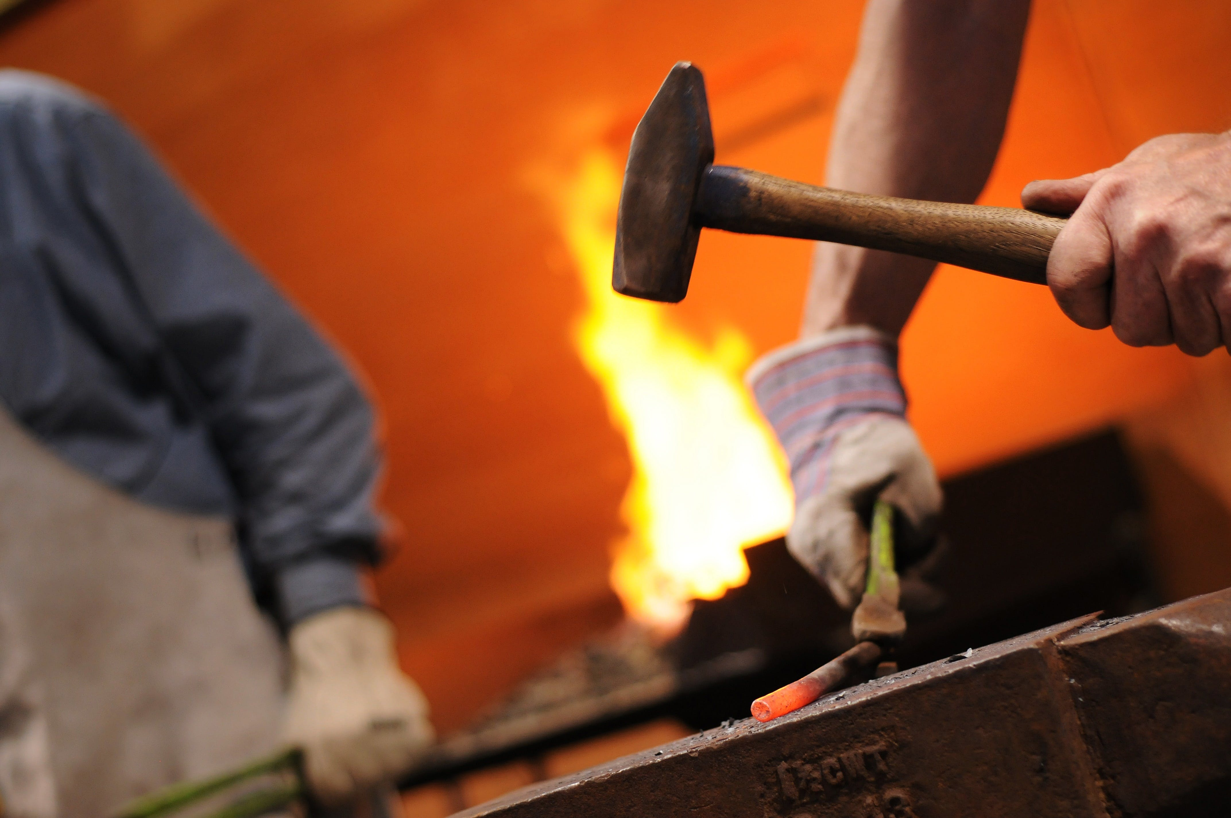 Blacksmithing Advanced Workshop - Accommodation Perth