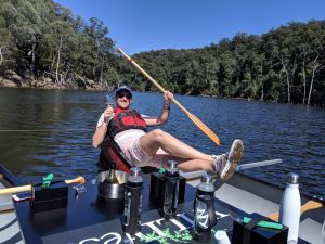 Canoes Champagne and Canaps - Accommodation Perth