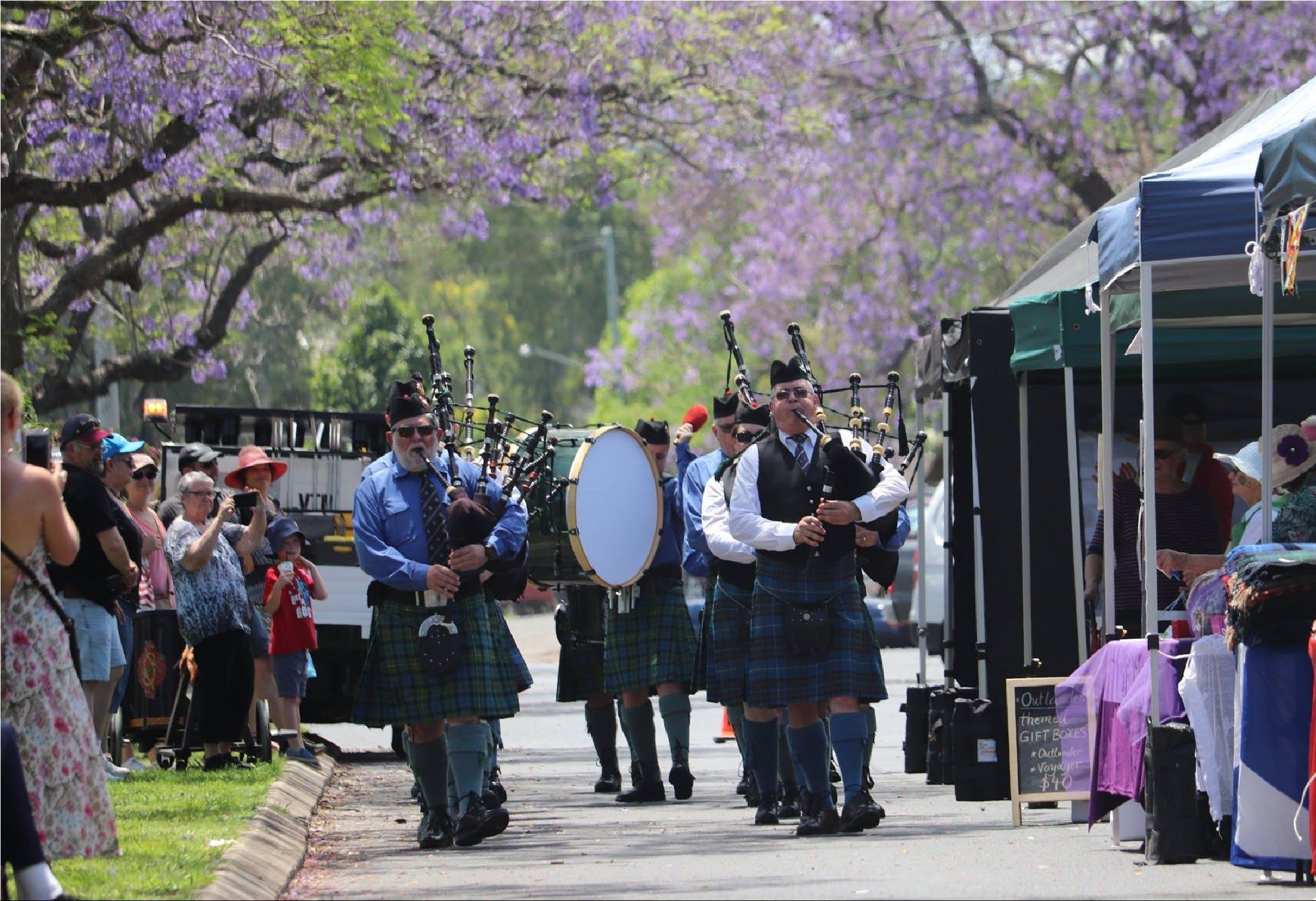 Celtic Festival of Queensland - Accommodation Perth