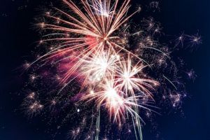 Corowa New Year Fireworks - Accommodation Perth