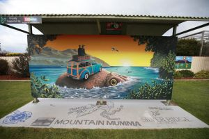 Davies Construction International Mural Fest - Accommodation Perth
