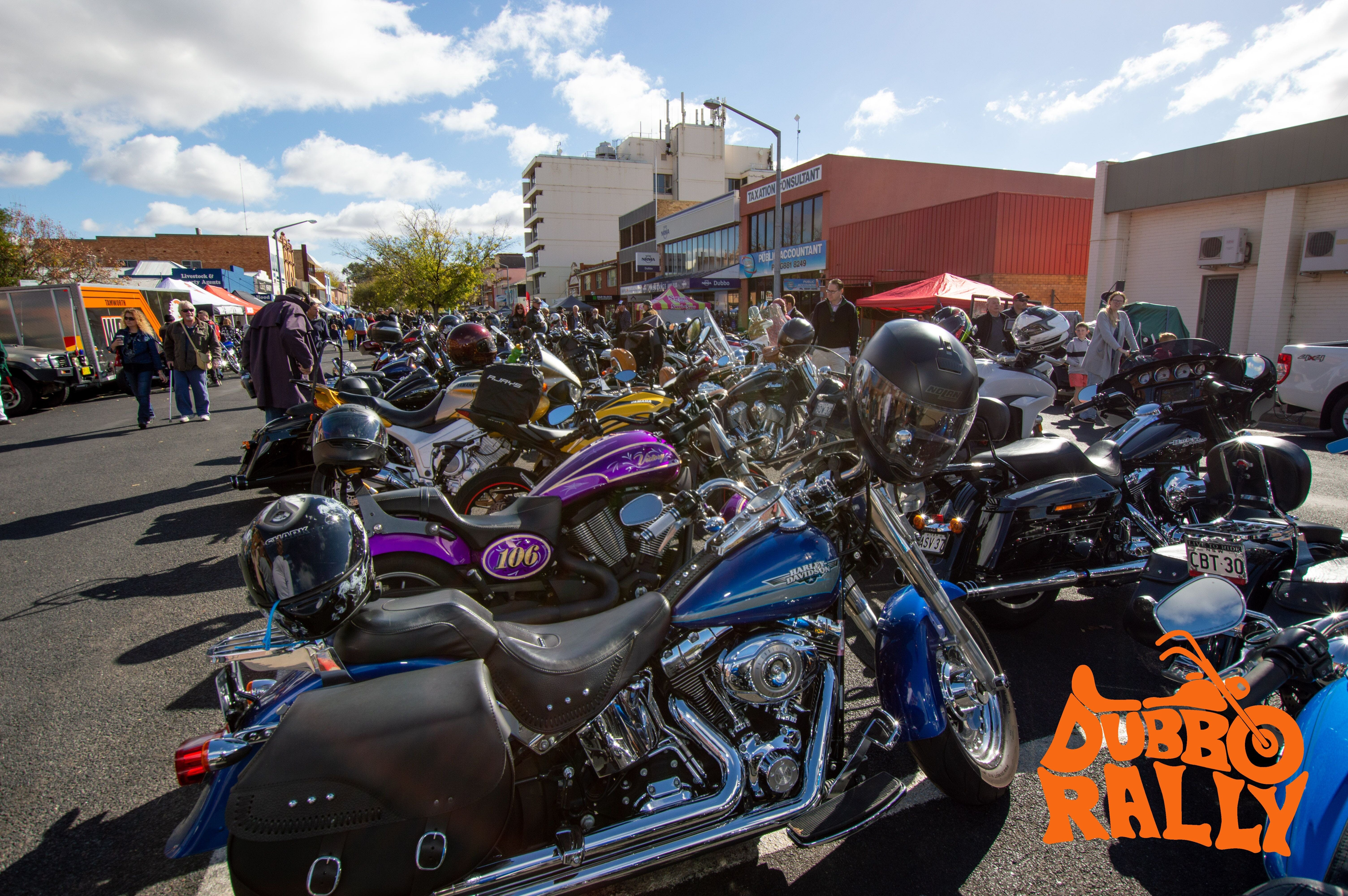 Dubbo Motor Bike Rally - Accommodation Perth