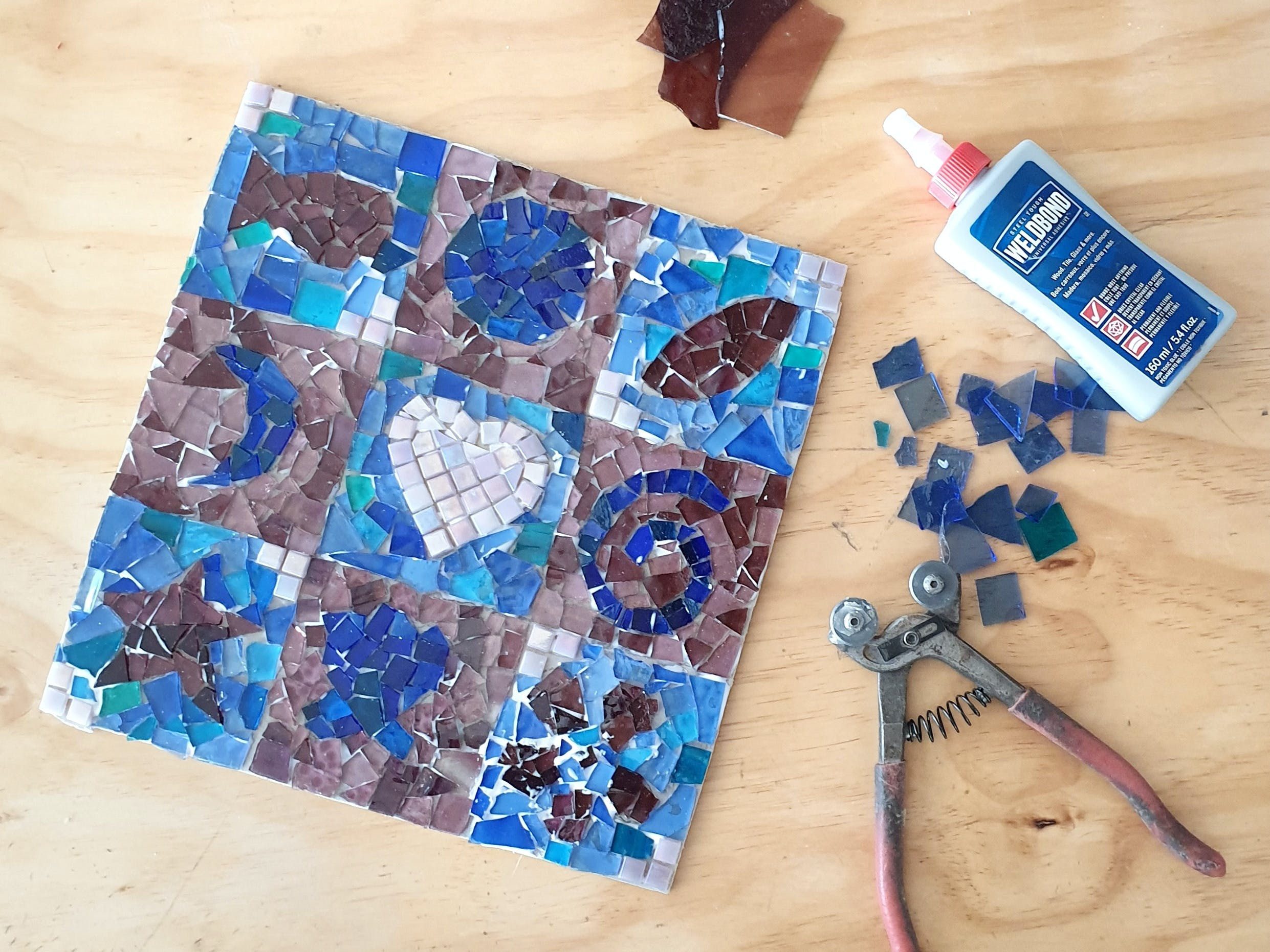 Intro to Mosaics Weekend with Leadlight By Ettore - Accommodation Perth
