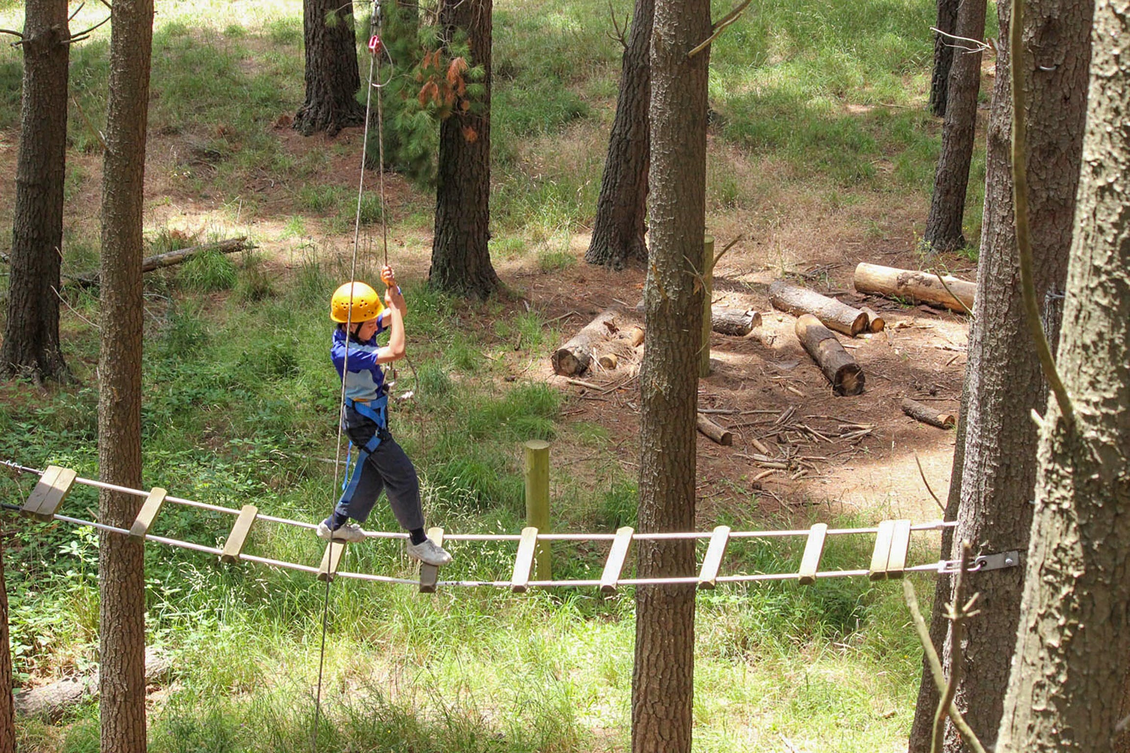 July 2020 Holidays- Go Wild at the Mt Lofty Adventure Hub - Accommodation Perth