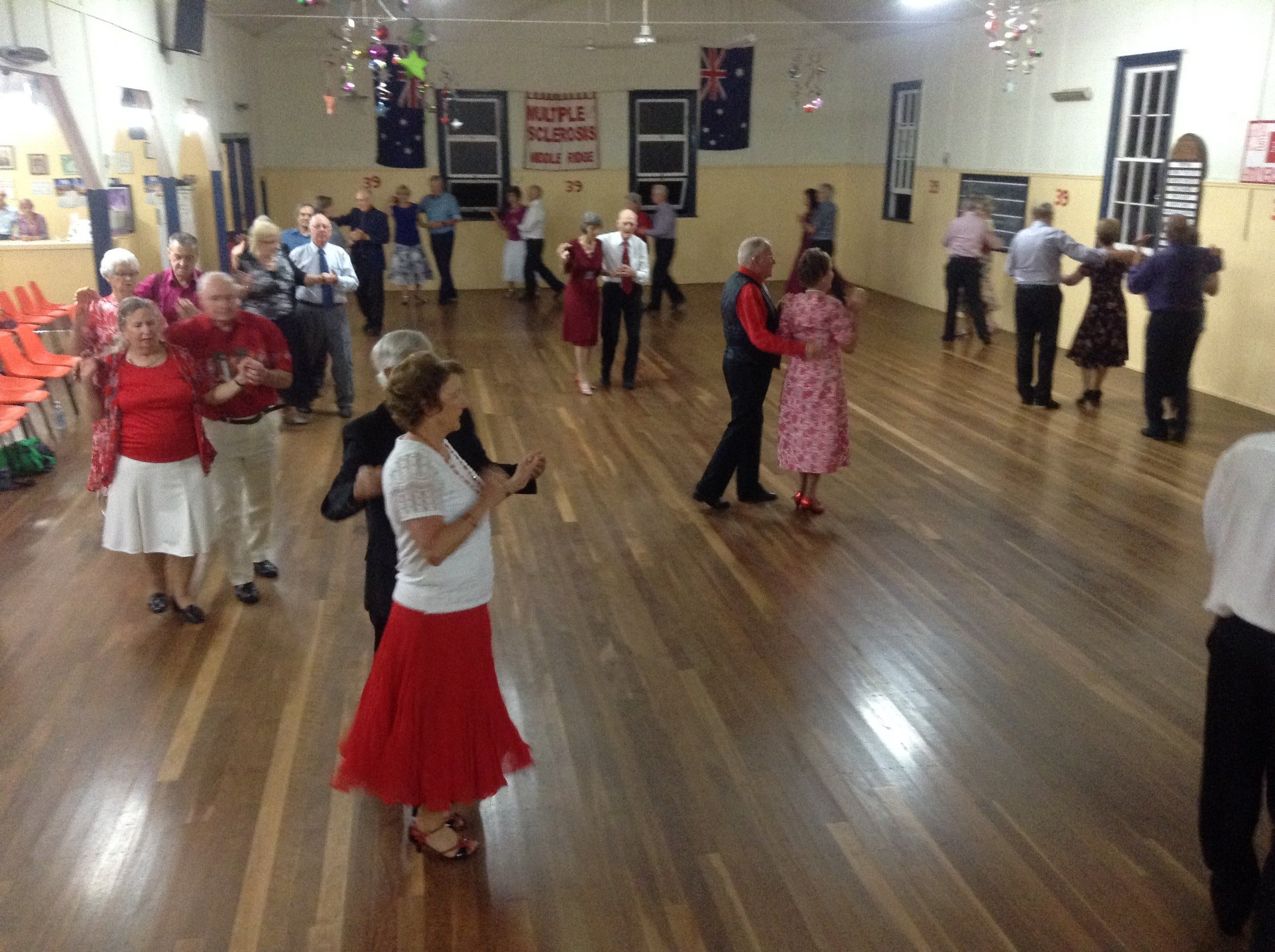 Old Time Dance - Accommodation Perth