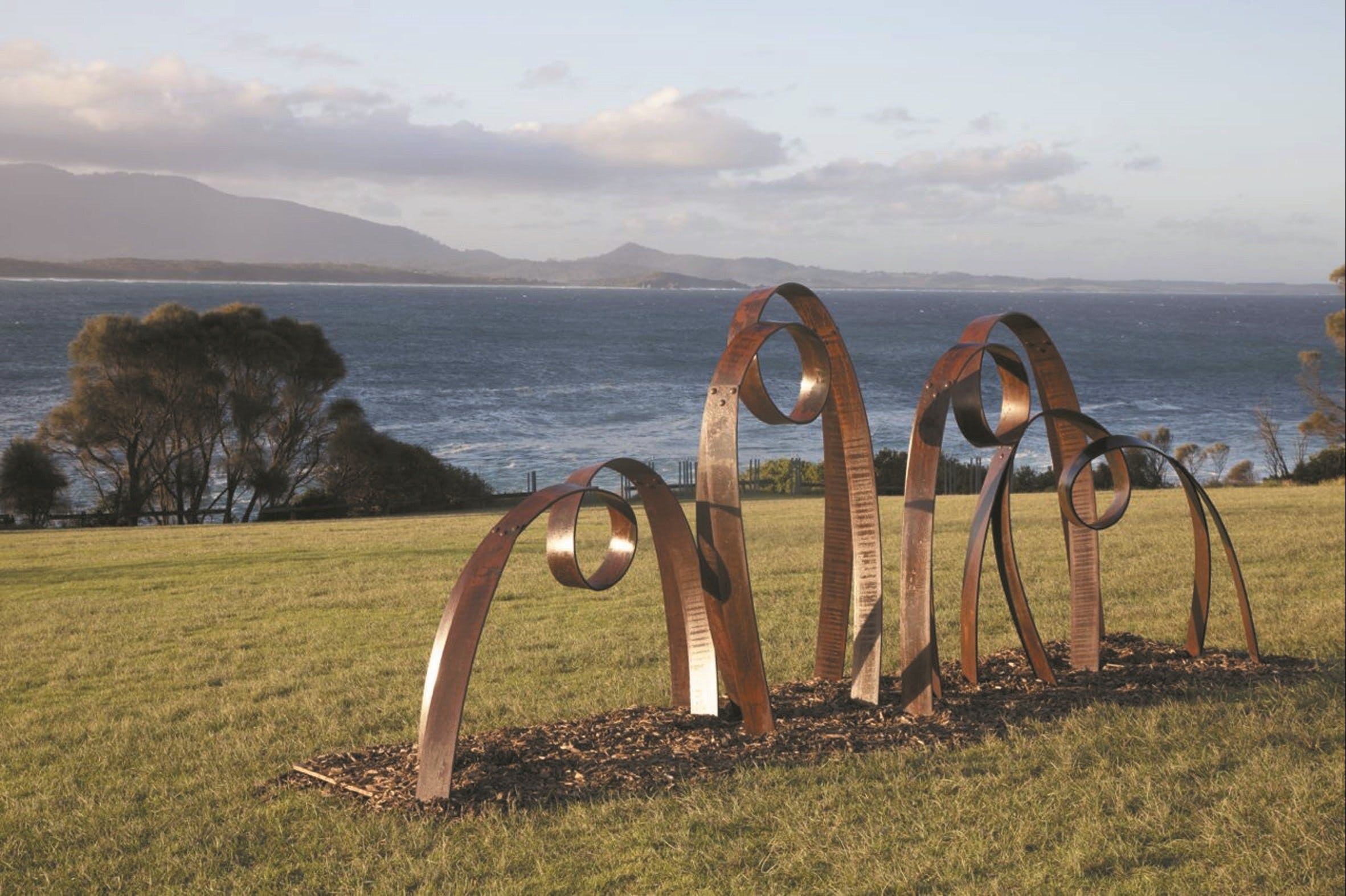 Sculpture Bermagui - Accommodation Perth