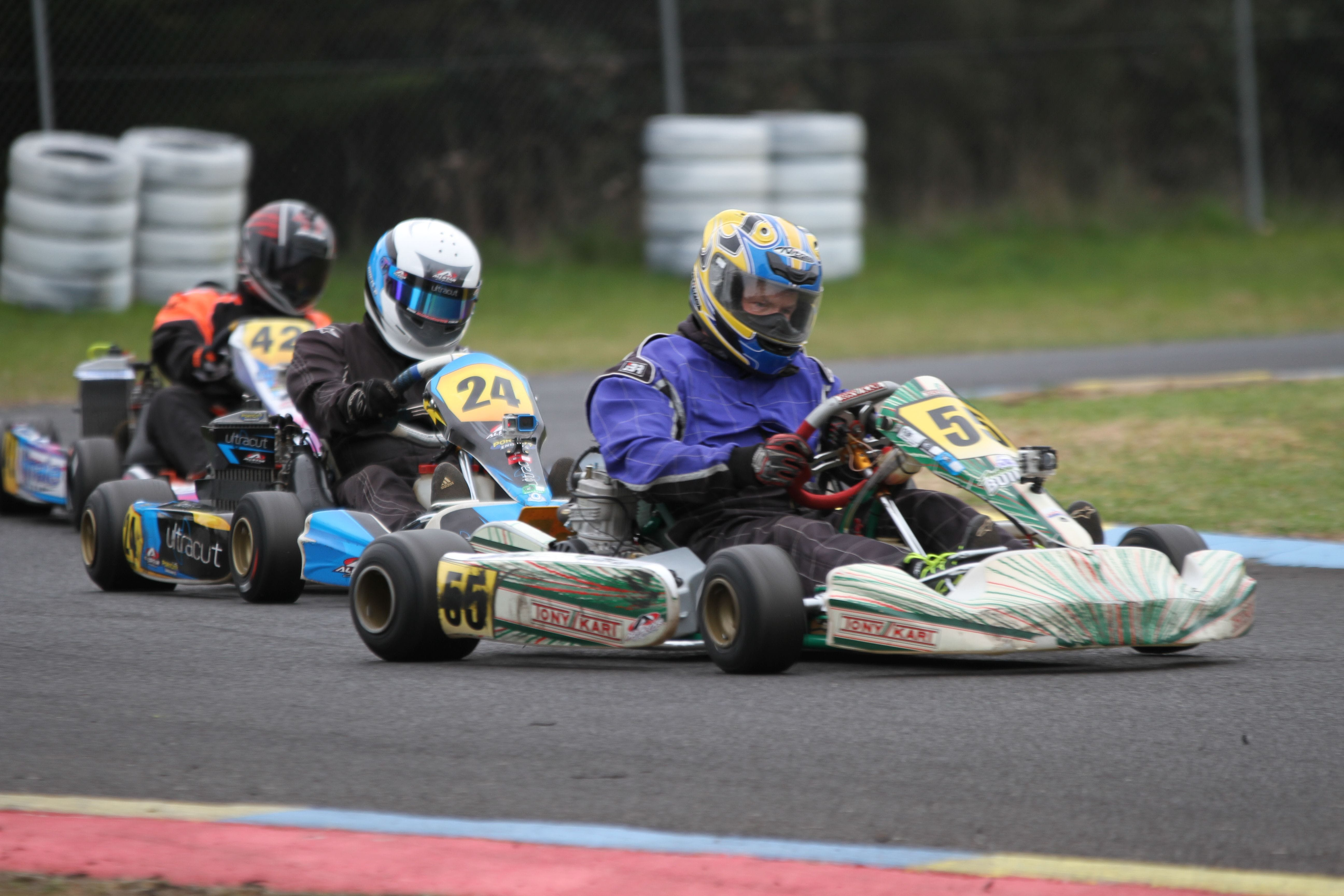 Victorian Country Series Handbury Karting Titles - Accommodation Perth