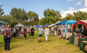 Biloela Markets in the Park - Accommodation Perth