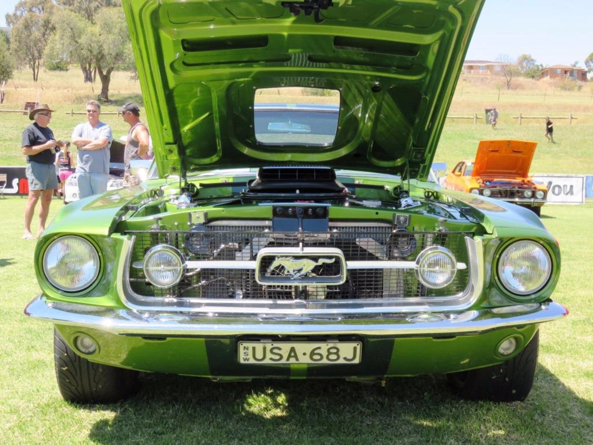 Central West Car Club Charity Show and Shine - Accommodation Perth