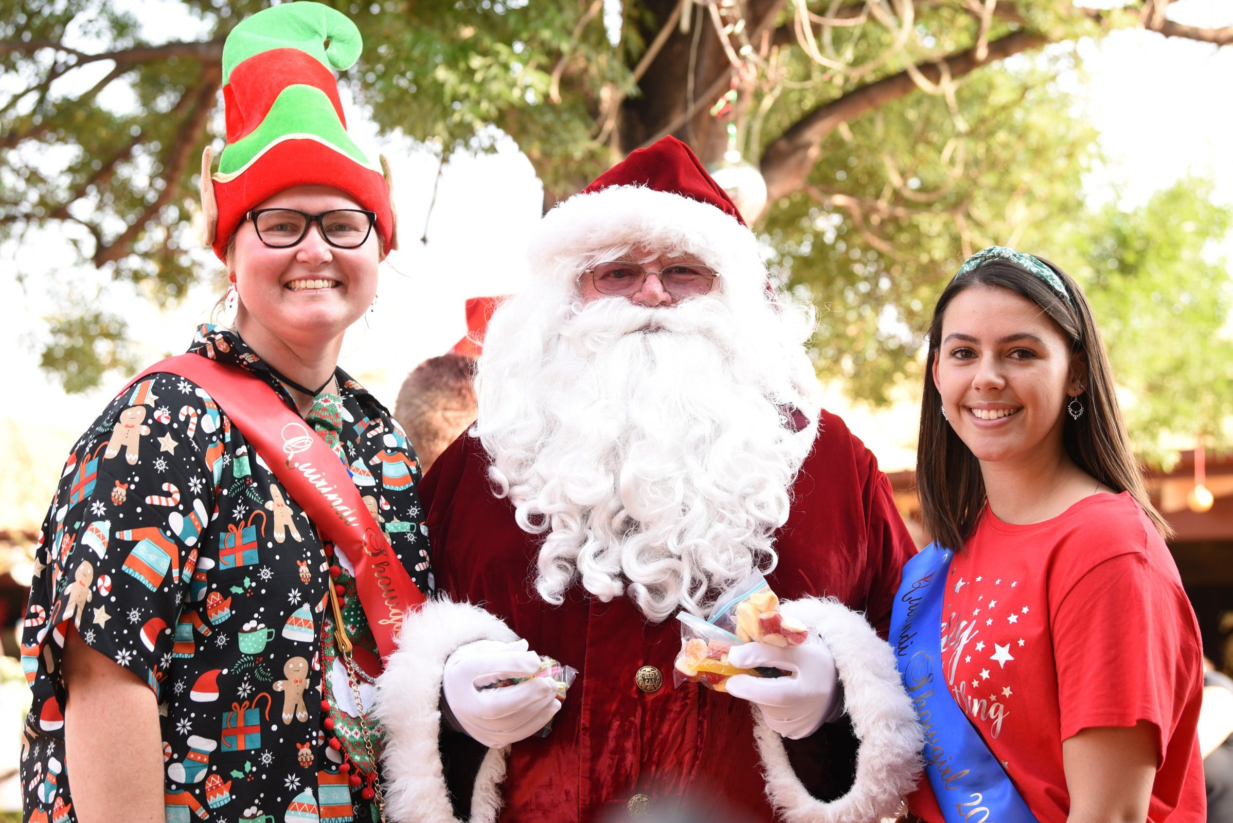 Christmas on the Plains - Quirindi - Accommodation Perth