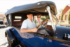 Corowa Historic Vehicle and Machinery Club Spring Fun Weekend - Accommodation Perth