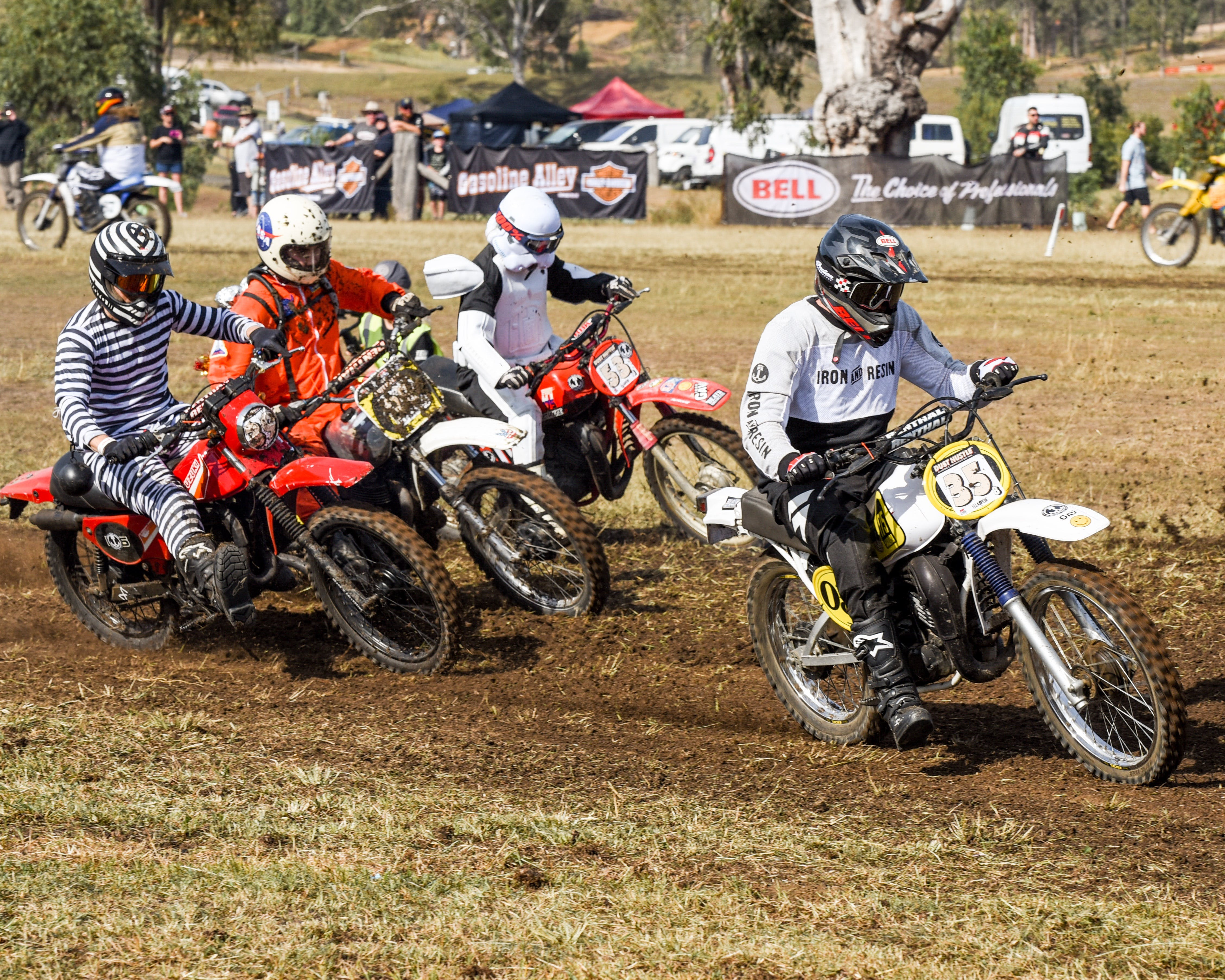 Dust Hustle Queensland Moto Park - Accommodation Perth