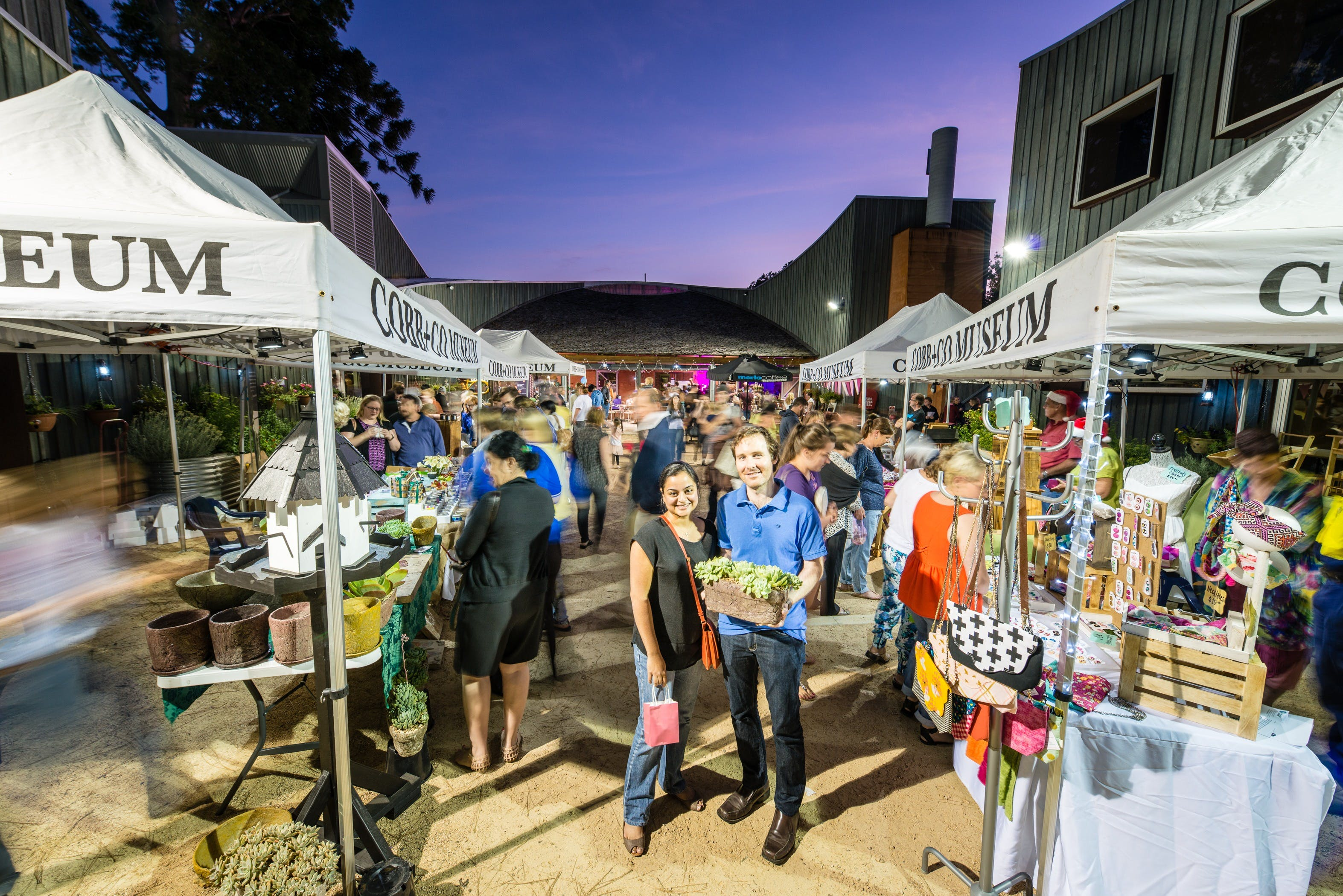 Hand Made Under the Stars - Twilight Market - Accommodation Perth
