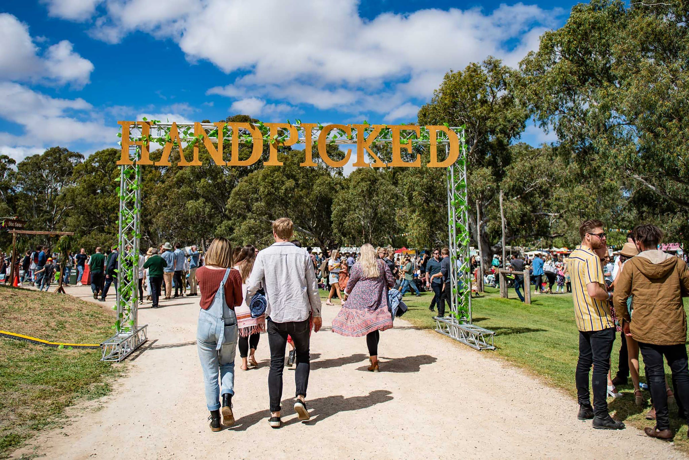 Handpicked Festival - Accommodation Perth