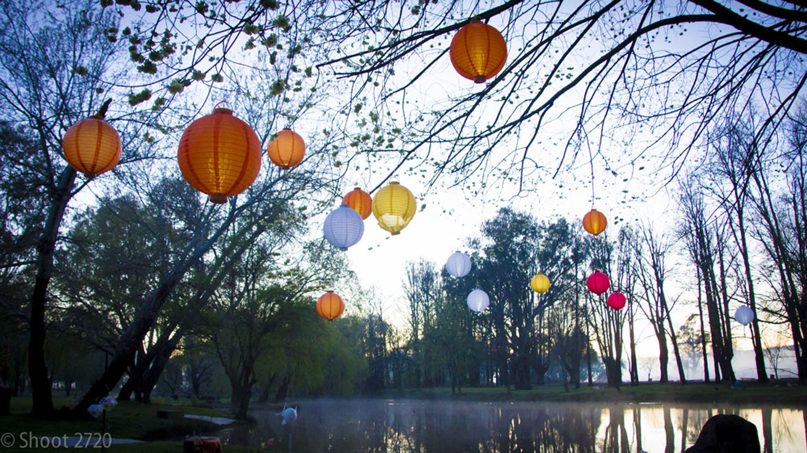 Lanterns on the Lagoon - Accommodation Perth