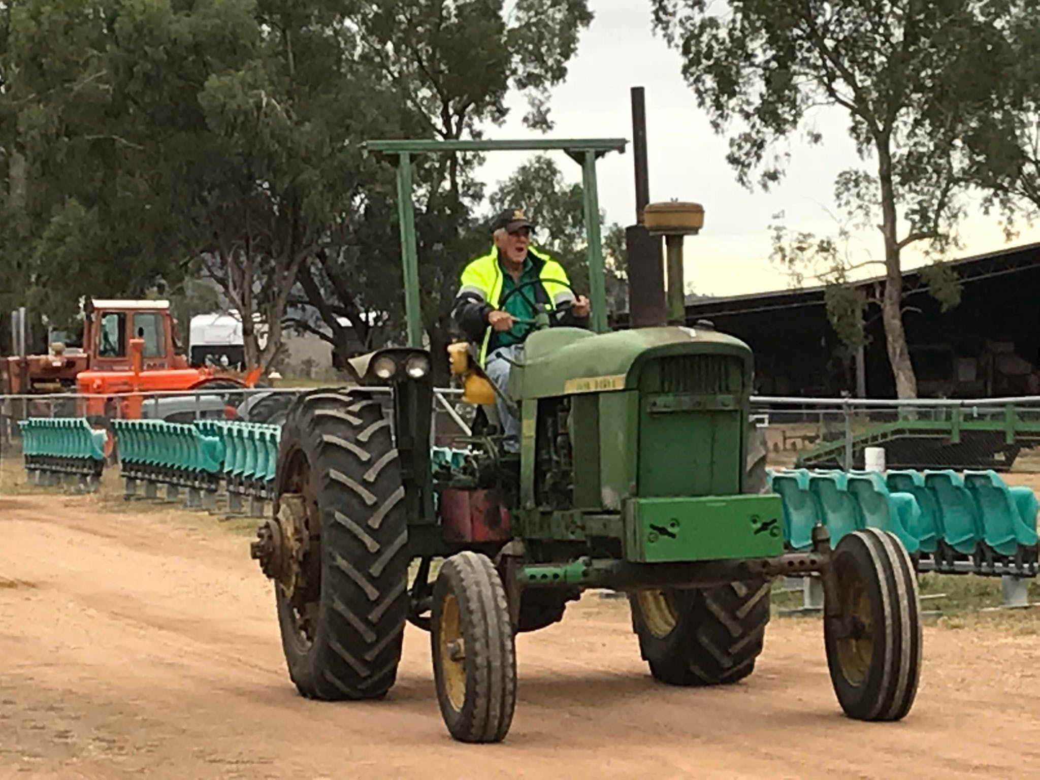Liverpool Plains Wheels in Motion - Accommodation Perth