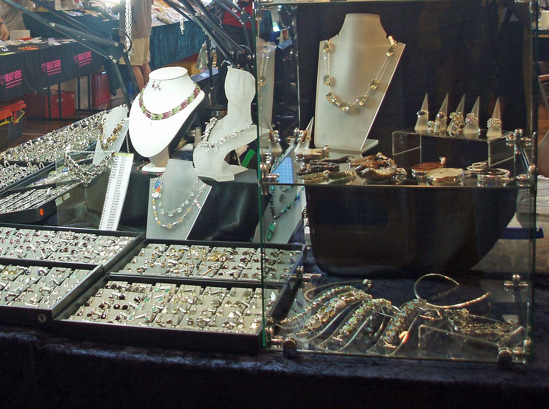 Toowoomba Gemfest - Gems and Jewellery - Accommodation Perth