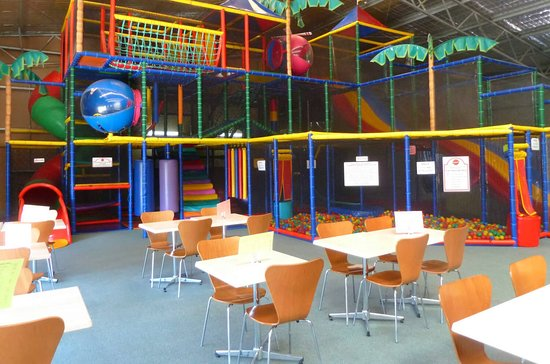 Rumble Tumbles Indoor Playcentre  Cafe - Accommodation Perth