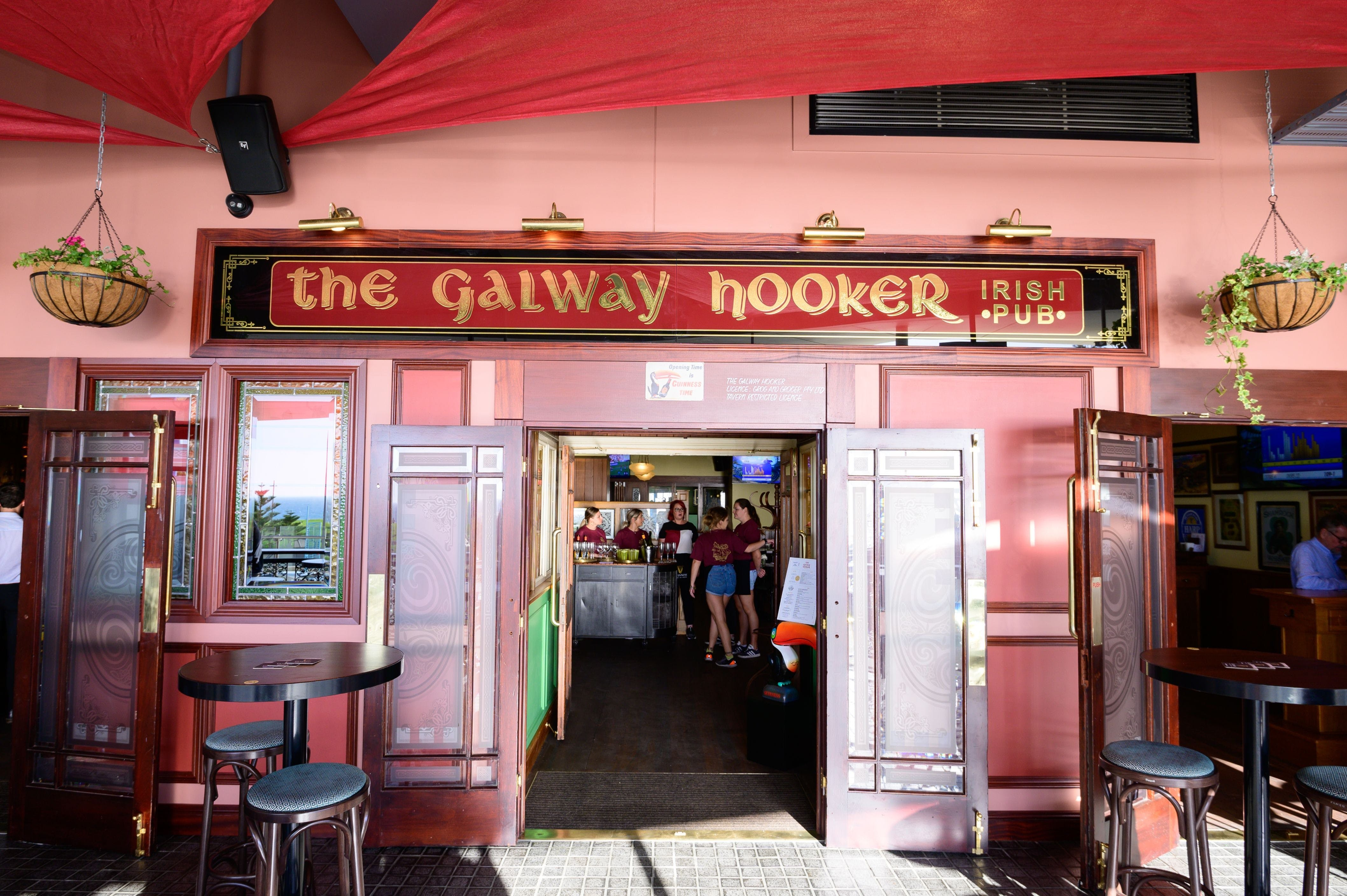 The Galway Hooker - Accommodation Perth