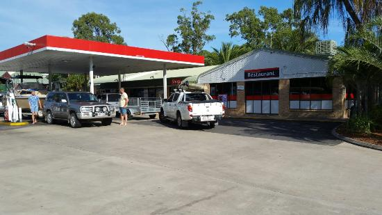 Caltex Agnes Water - Accommodation Perth