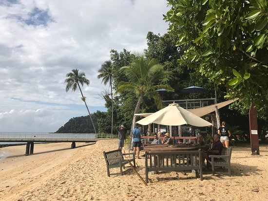 Sunset Bar Dunk Island - Accommodation Perth