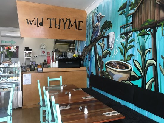 Wild THYME Dining - Accommodation Perth