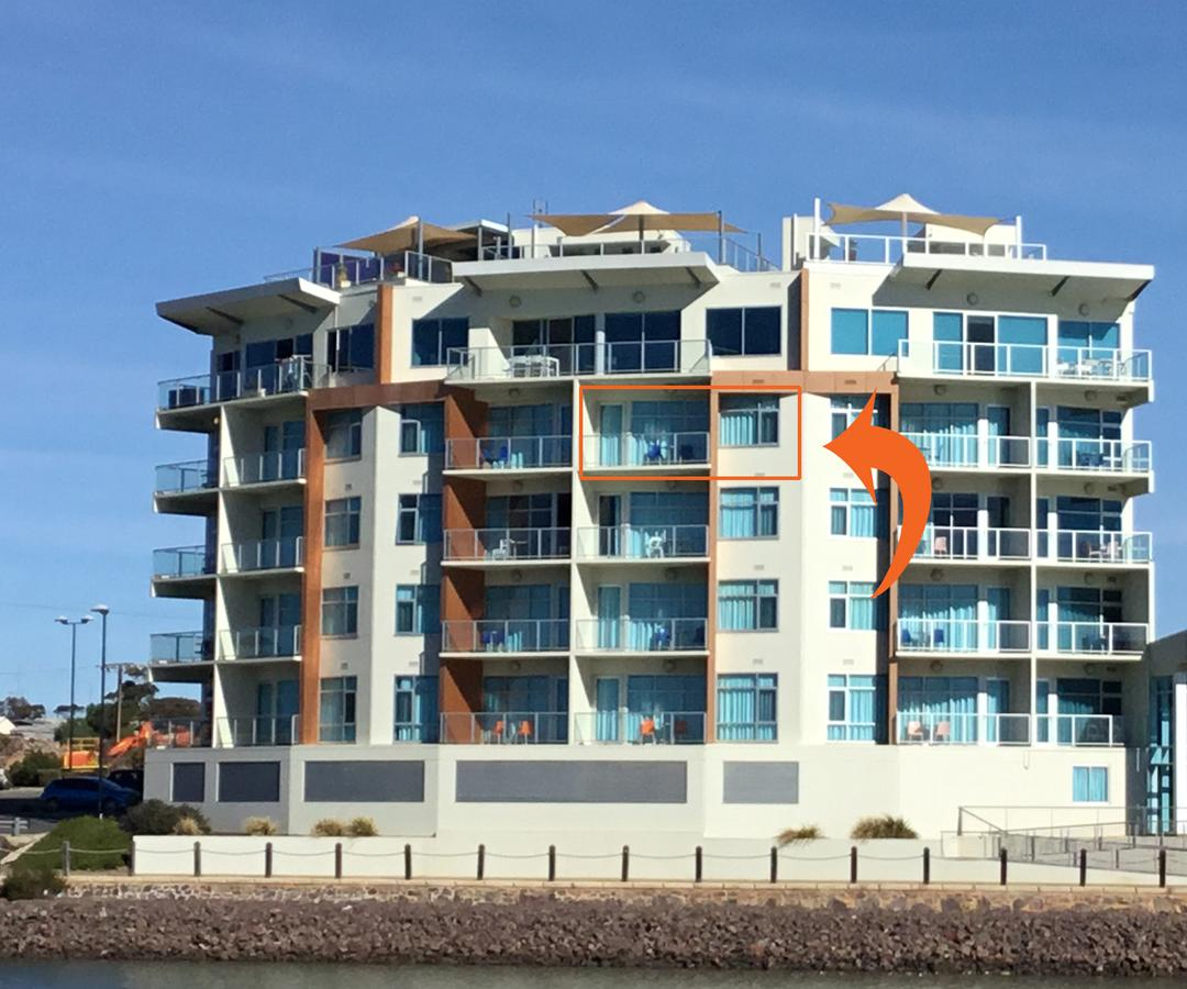 Wallaroo Marina Waterfront Luxe Apartment - Accommodation Perth