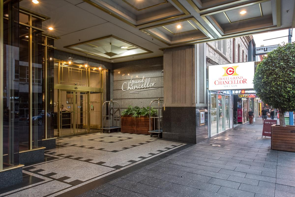 Hotel Grand Chancellor Adelaide - Accommodation Perth