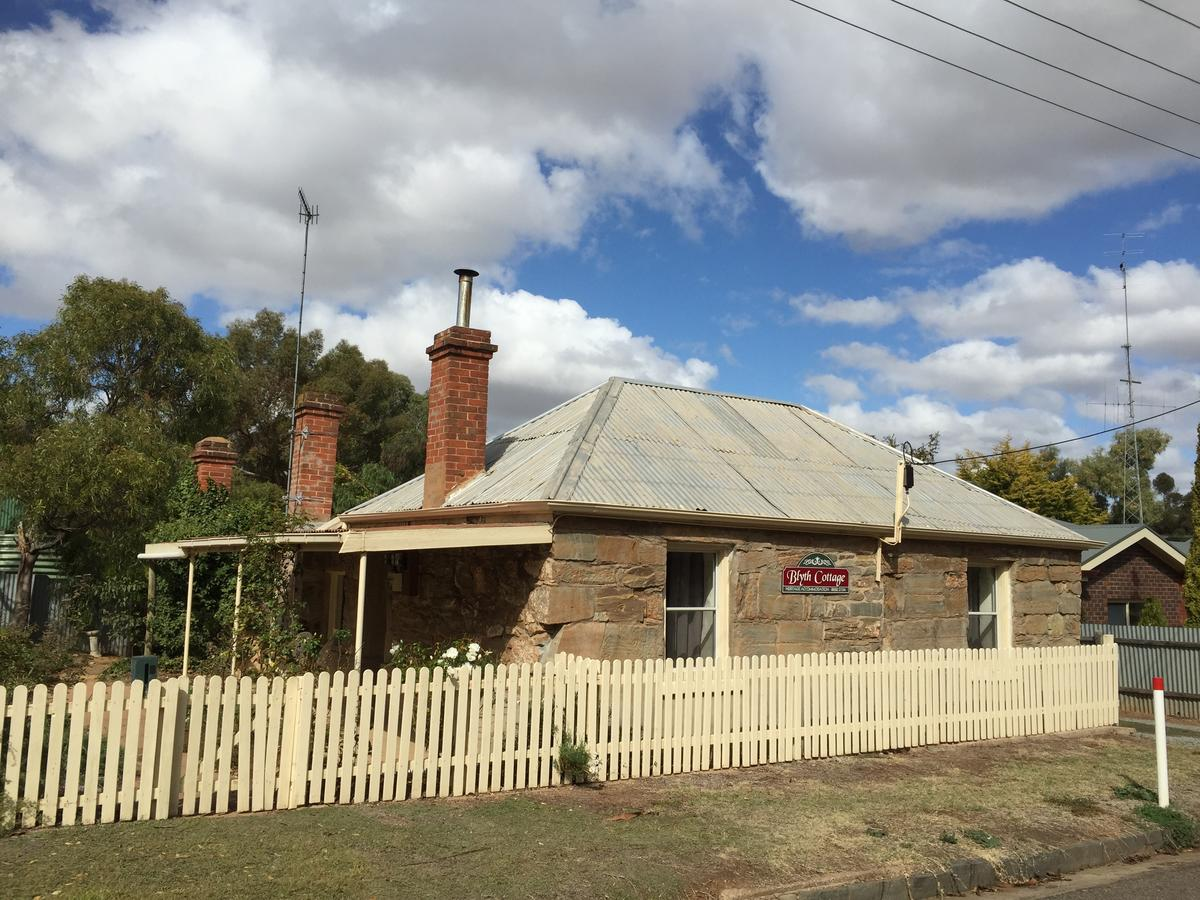 Blyth Cottage Burra - Accommodation Perth