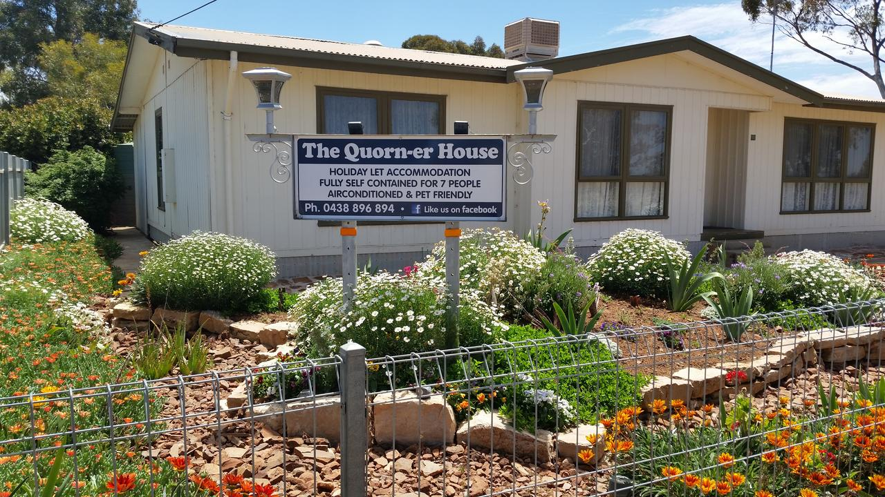 The Quorn-er House - Accommodation Perth