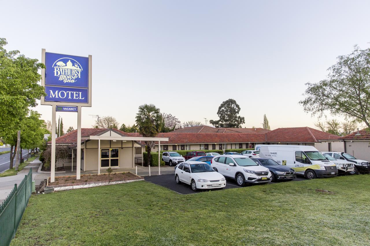 Bathurst Motor Inn - Accommodation Perth