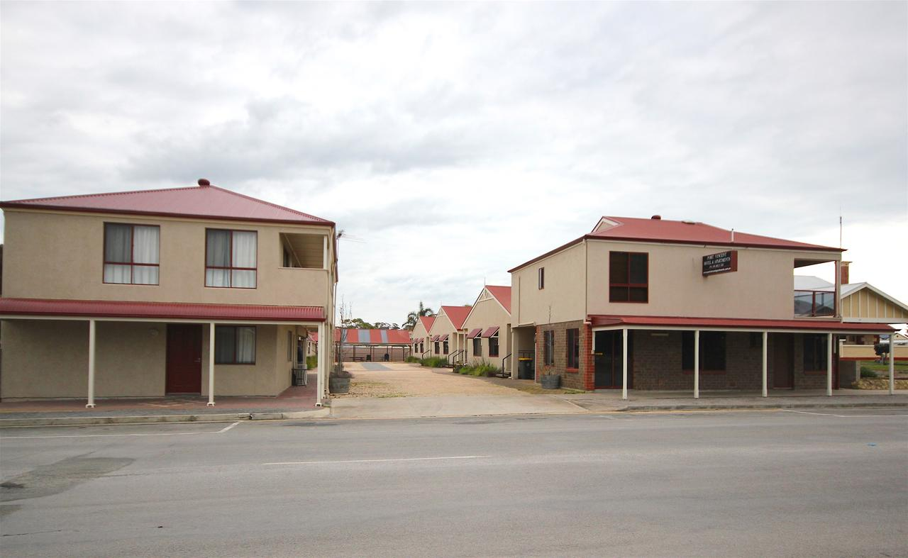 Port Vincent Motel  Apartments - Accommodation Perth