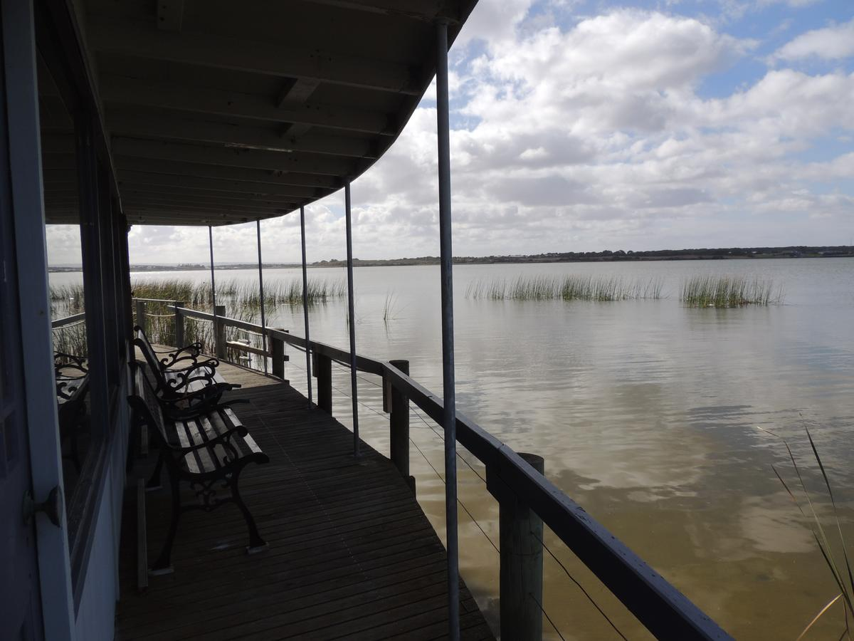 PS Federal Retreat Paddle Steamer Goolwa - Accommodation Perth