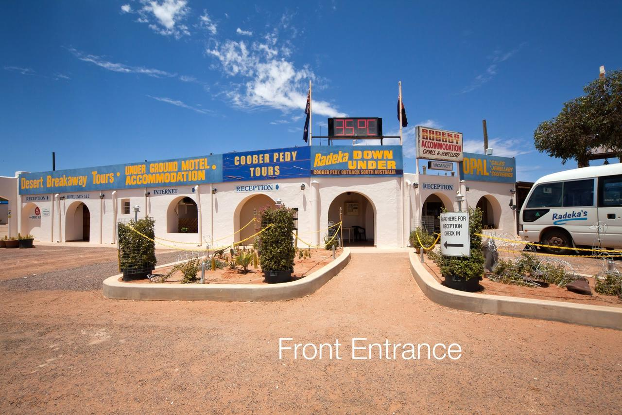 Radeka Downunder Underground Motel - Accommodation Perth