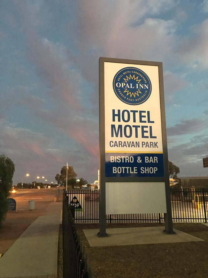 Opal Inn Hotel Motel Caravan Park - Accommodation Perth