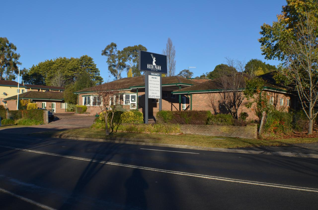 Deer Park Motor Inn - Accommodation Perth