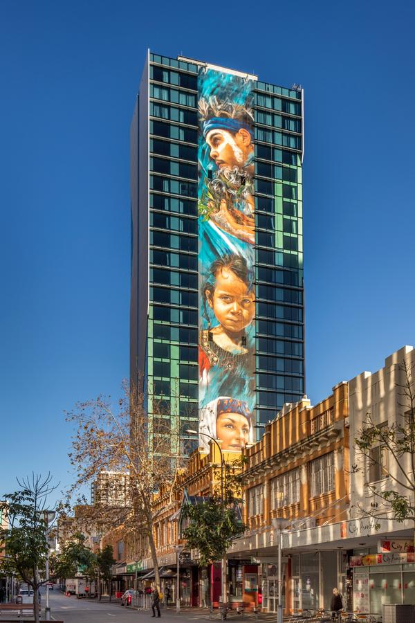 Art Series - The Adnate - Accommodation Perth