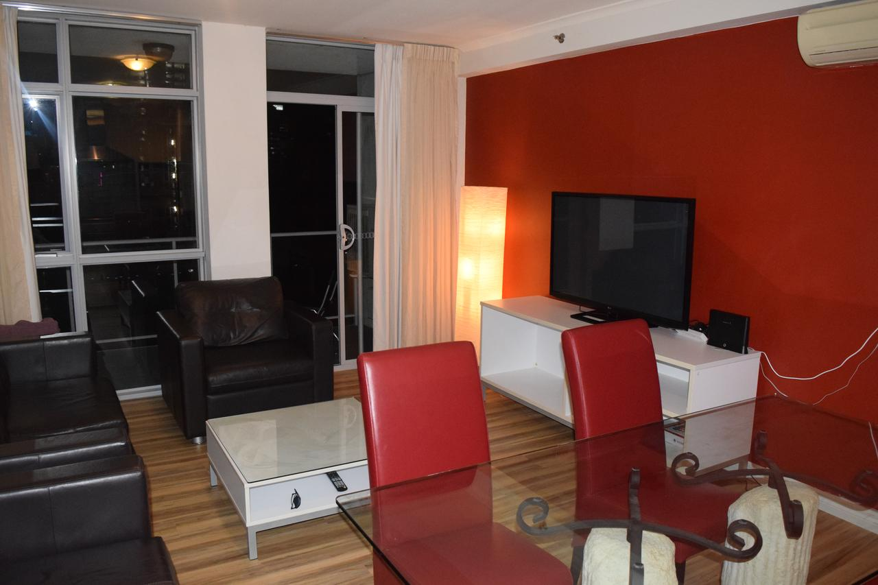Centre Of Perth Whole Apartment W/view&spa&pool&wifi - Accommodation Perth