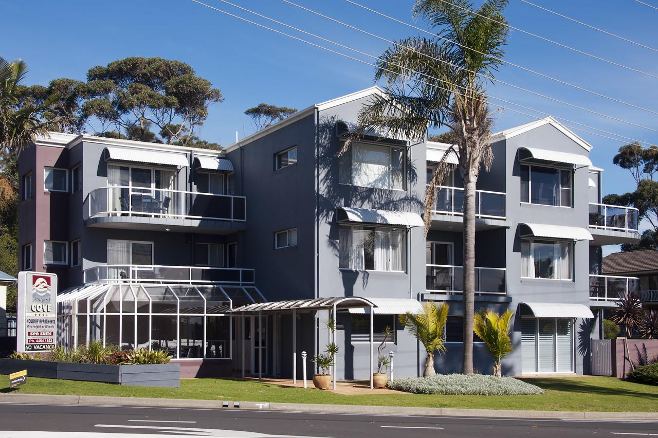 Mollymook Cove Apartments - Accommodation Perth