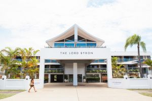 The Lord Byron - Accommodation Perth