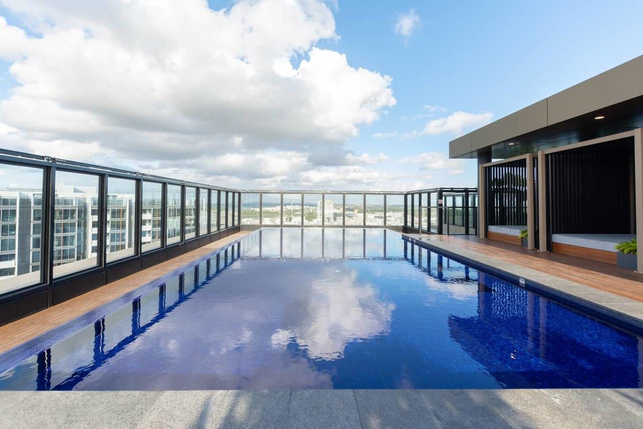 Japanese Style waterfront apt wt rooftop pool - Accommodation Perth