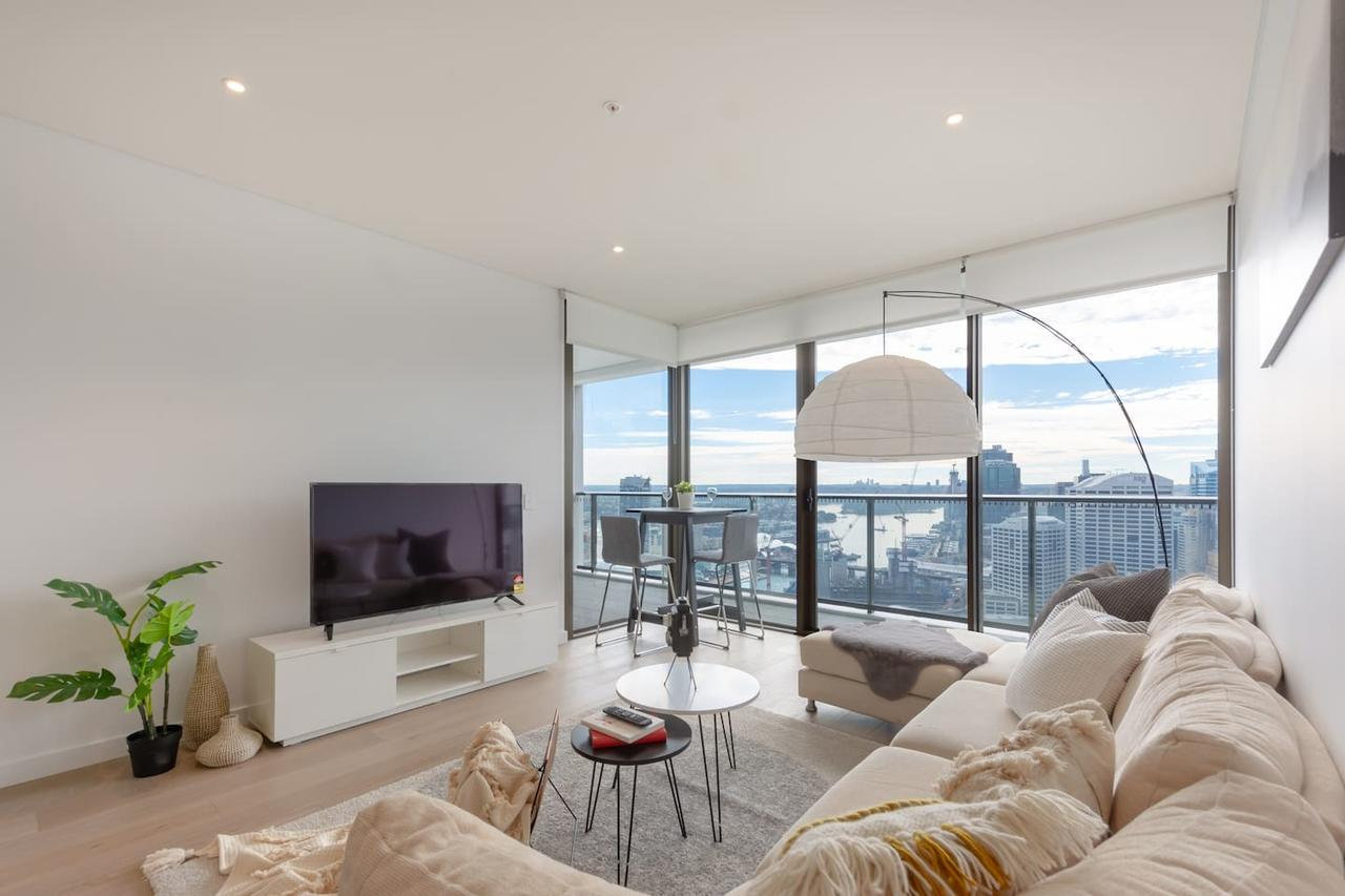 High Rise apt in Heart of Sydney wt Harbour View - Accommodation Perth